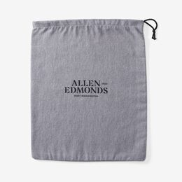 Shoe Bag by Allen Edmonds, 1015130 Grey, blockout