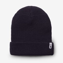Wool Knit Beanie by American Trench, 1018427 Navy, blockout