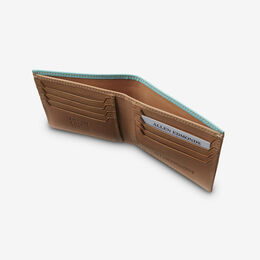 Logan Maxwell Canyon Print Wallet, 1016022 Canyon Print, blockout