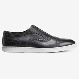 Strand Oxford Sneaker, 3865 Black, blockout