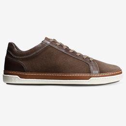 Porter Suede Derby Sneaker, 3722 Light Brown Suede, blockout
