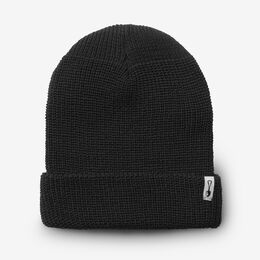 Wool Knit Beanie by American Trench, 1018426 Black, blockout