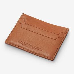Essex Street Card Holder, 1015359 Tan, blockout