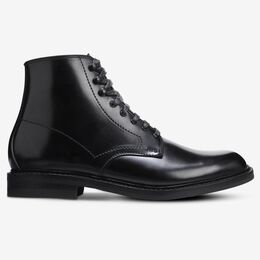 Higgins Mill Boot with Shell Cordovan Leather, 4270 Black, blockout