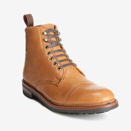 Factory 2nd - Surrey Cap-Toe Boot, 3675S Tan, blockout