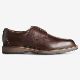 Wanderer Comfort Shoe, 2816 Brown Grain, blockout