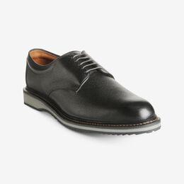 Wanderer Comfort Shoe, 2815 Black Grain, blockout