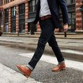 Walker Slim Straight Leg Jean in Raw Selvage by Civilianaire, 1015109 Raw Selvage-sole