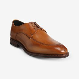 Crosby Street Split-toe Blucher, 2573 Walnut, blockout