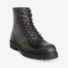 Ranger Waterproof Boot, 2669 Black Leather, blockout