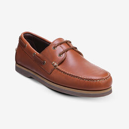 Force 10 Boat Shoe, 2240 Cognac, blockout