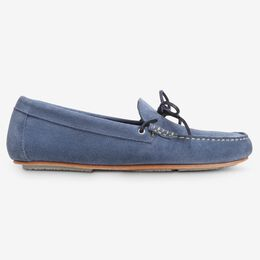 Super Sport Suede Camp Moc, 3406 Denim, blockout
