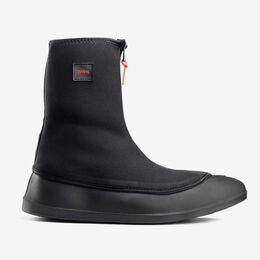 Swims Mobster Boot' OverShoe Black, MOBBOOT Swims Mobster Boot Black, blockout