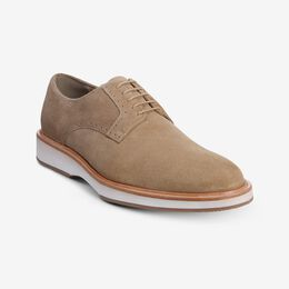 Brooklyn Light Suede Derby, 3245 Bone, blockout