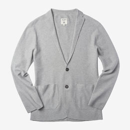 The Thompson Knit Blazer, 1015290 Grey, blockout