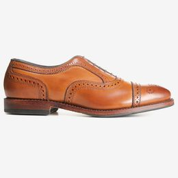 Strand Cap-Toe Oxford with Combination Tap Sole, 6784 Walnut, blockout