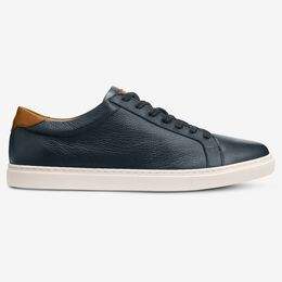 Courtside Sneaker, 4292 Navy, blockout