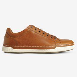 Porter Derby Sneaker, 2664 Walnut, blockout