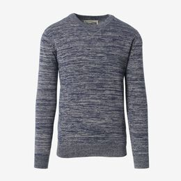 Crew Neck Sweater, 1018557 Blue, blockout