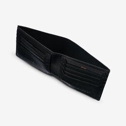Essex Street Bifold Wallet, 1015358 Black, blockout