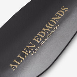 Allen Edmonds Metal Shoe Horn, 1015716 Black, blockout