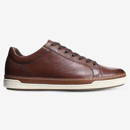 Porter Derby Sneaker, 3715 Chili, blockout
