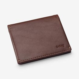 Slim Sleeve Wallet by Bellroy, 1017902 Cocoa, blockout