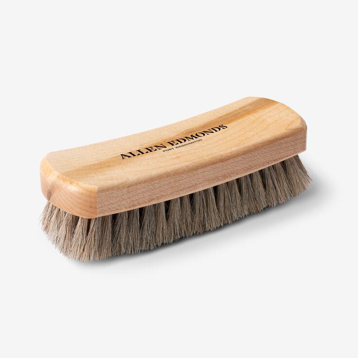 Horsehair Shine Brush, 544 Horsehair Shine Brush, blockout