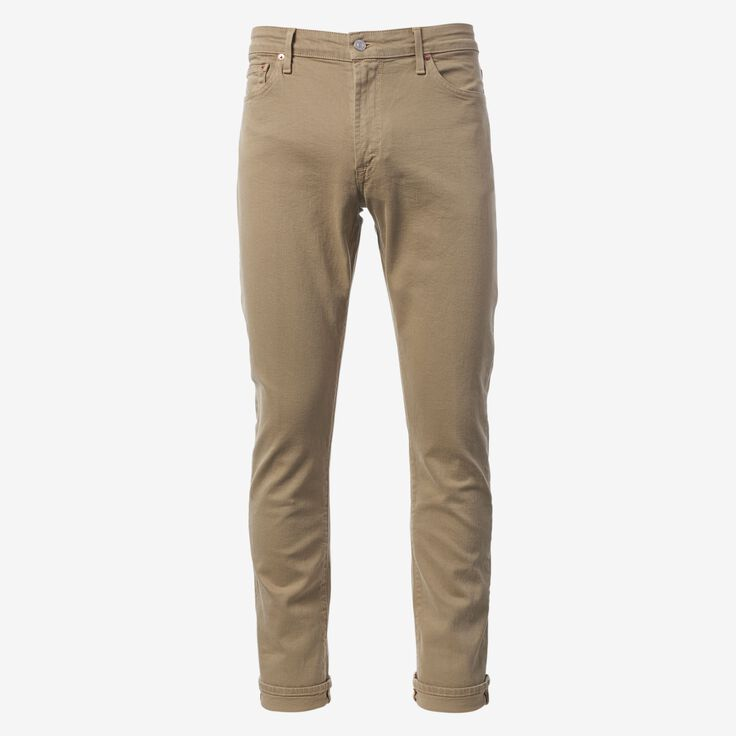 Walker Slim Straight Leg Jean in Khaki by Civilianaire, 1015106 Khaki, blockout