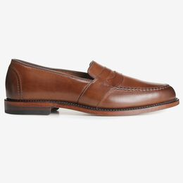 Randolph Penny Loafer, 2165 Coffee, blockout