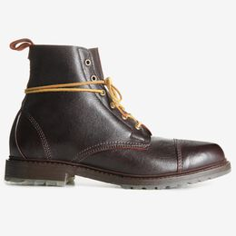Normandy Cap-Toe Boot, 8300 Brown, blockout