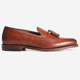 Grayson Dress Loafer, 8272 Dark Chili, blockout