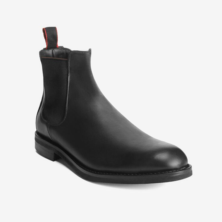Nomad Chelsea Boot, 6506 Black, blockout