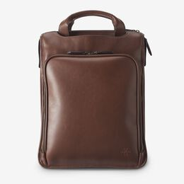 Brown Legacy Tech Backpack, 1016615 Brown, blockout