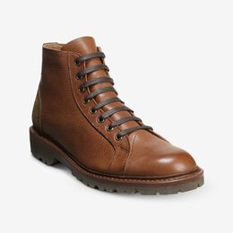 Discovery Lace-Up Boot, 3918 Cognac, blockout