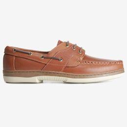 Eastport Boat Shoe, 43504 Brown, blockout