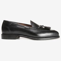Acheson Tassel Dress Loafer, 8016 Black, blockout
