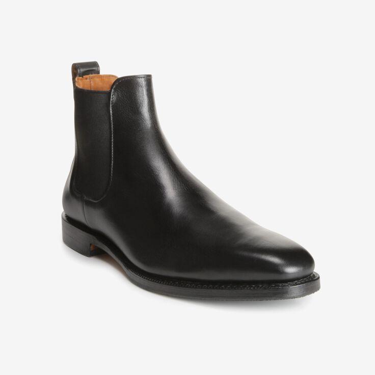 Liverpool Chelsea Dress Boot, 7522 Black, blockout
