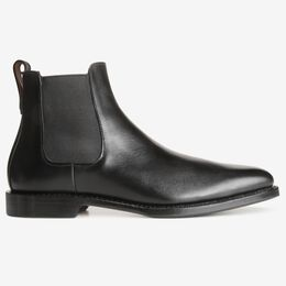Liverpool Chelsea Dress Boot, 7522 Black, blockout