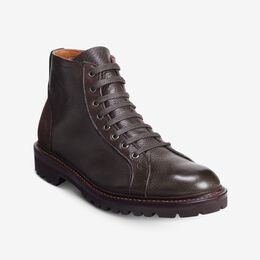 Discovery Lace-Up Boot, 3980 Brown, blockout