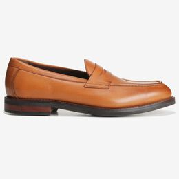 Factory 2nd - Nomad Penny Loafer, 6814S Cognac, blockout