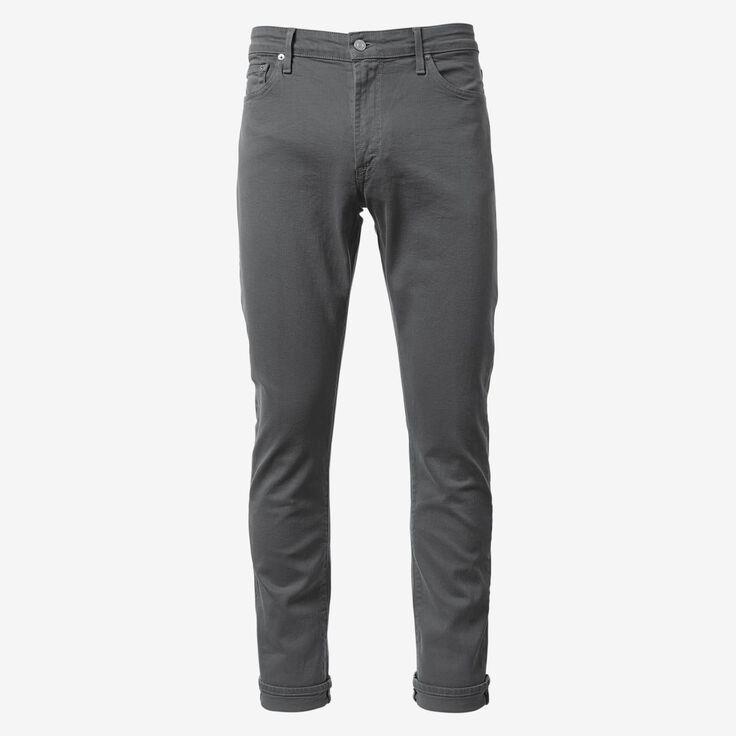 Walker Slim Straight Leg Jean in Slate Blue by Civilianaire, 1016520 Slate Blue, blockout