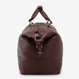 Saddle Leather Collection - Duffle Bag, 96903A Chili Leather, blockout