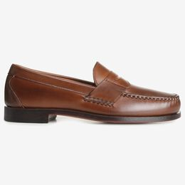Cavanaugh Penny Loafer, 2169 Coffee, blockout
