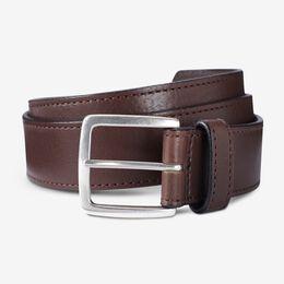 Commander Street Casual Belt, 1017623 Brown, blockout