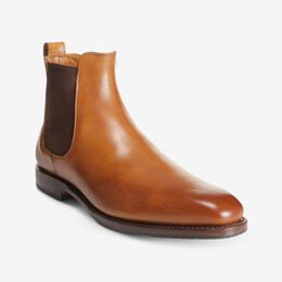 Liverpool Chelsea Dress Boot, 7523 Walnut, blockout