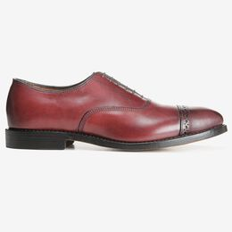 Fifth Avenue Cap-Toe Oxford, 5738 Oxblood, blockout