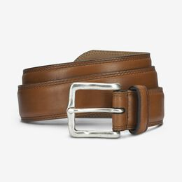 Wide Street Belt, 1015603 Walnut, blockout