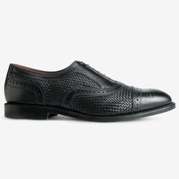 Strand Weave Cap-Toe Oxford, 2194 Black, blockout