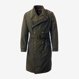 Freedom Trench Coat by Cockpit USA, 1014825 Olive, blockout